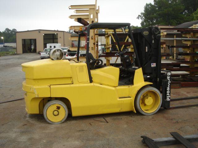 2002 Hoist Forklift F220 2003 Toylor Forklift Tch300s